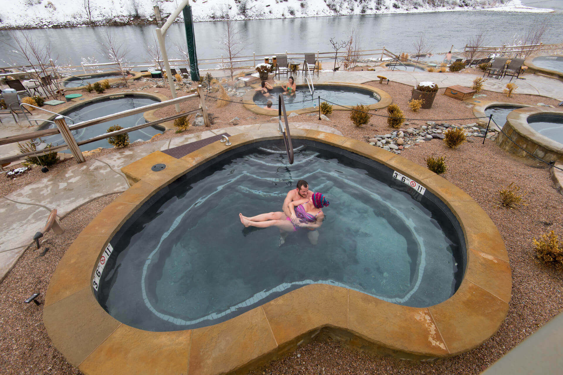 Photo Gallery Iron Mountain Hot Springs
