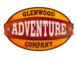 Glenwood Adventure Company logo