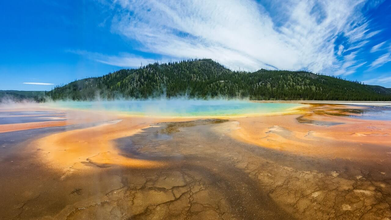 Some world famous hot springs you can soak in and some you can't. Photo: Joey Kyber via Pexels