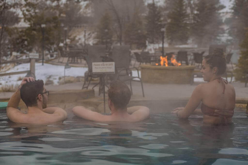 11 Benefits of Soaking in Iron Mountain Hot Springs